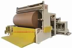 Jumbo Slitting and Rewinding Machine