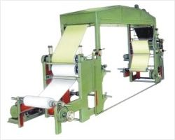 Label Stock Machine