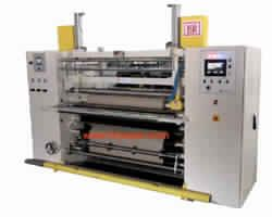 Shaft Less Slitting and Rewinding Machine for Plotter Paper Rolls