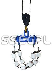 Pipe Roli Cradle Single String