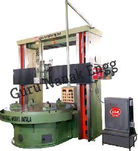 Vertical Cum Turning Lathe Machine 2000mm