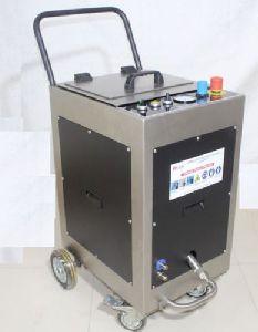 Compact Dry Ice Blasting Machine