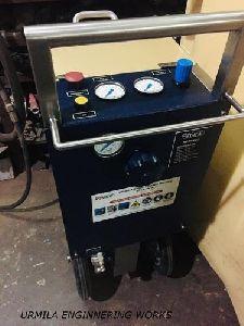 Pneumatic Dry Ice Blasting Machine