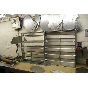 Sheet Metal Components Job Work