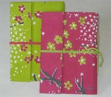Cotton fabric Journal