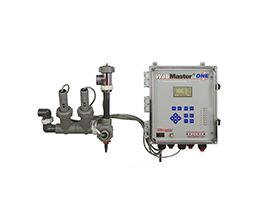 Online cooling tower and boiler controller