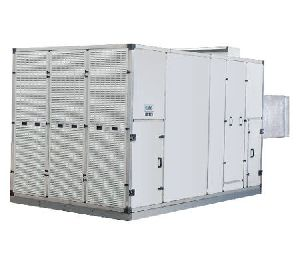 Standard indirect direct evaporative cooling units