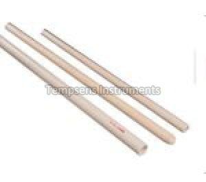 Ceramic Plain Protection Tubes