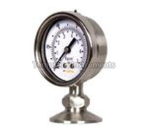 Diaphragm Type Pressure Gauge