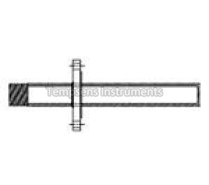 Stainless Steel Flange Protection Tubes