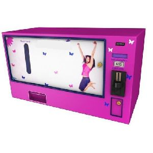 Sanitary Napkin Vending Machine