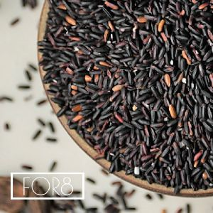 Aromatic Black Rice 02