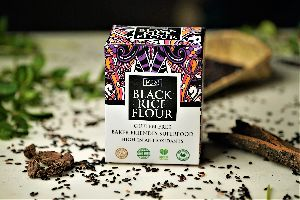 Aromatic Black Rice Flour 04