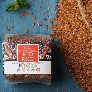 Himalayan Red Rice 03