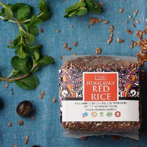 Himalayan Red Rice 04