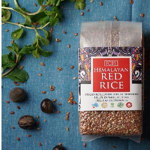 Himalayan Red Rice 06