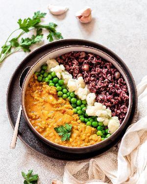 Himalayan Red Rice Food 03