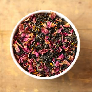 Exotic Rose Green Tea
