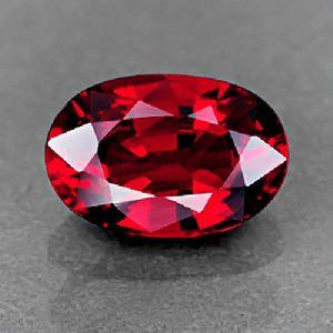 Red Sapphire Gemstone