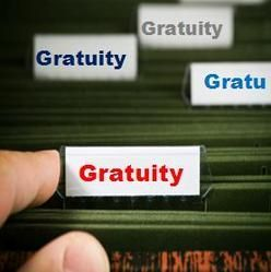 Gratuity Act Compliance Services