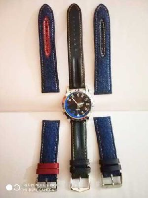 Leather Watch Strap 02