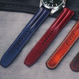 Leather Watch Strap 06