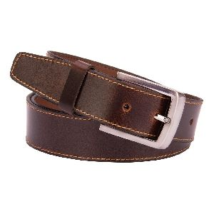 Mens Leather Belt 02
