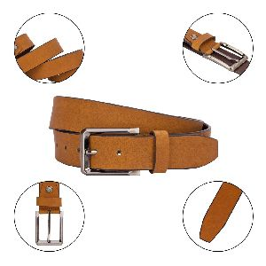 Mens Leather Belt 09