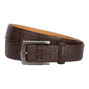 Mens Leather Belt 12