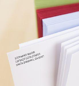 Lab Envelope Printing Service