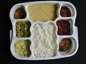 Natraj Meal Tray