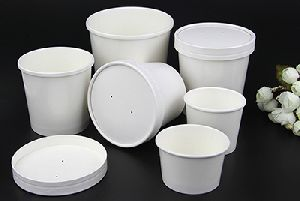 Paper Food Container 01