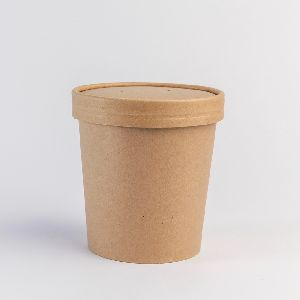 Paper Food Container 03
