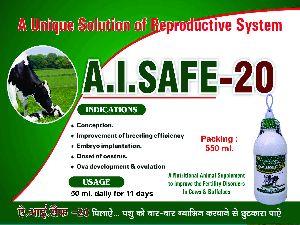 A.I. Safe-20 Liquid