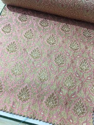 Brocade Plain Fabric 03