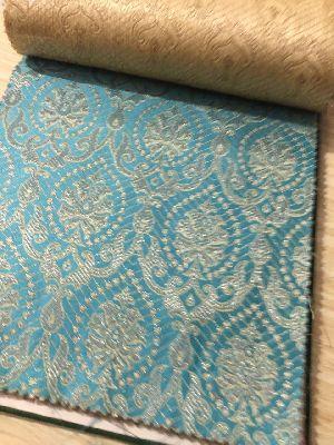 Brocade Plain Fabric 05