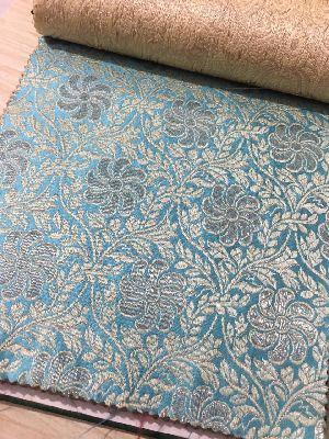 Brocade Plain Fabric 07