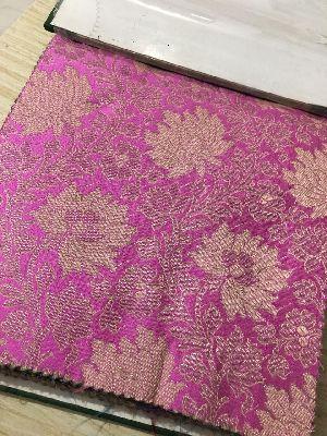 Brocade Plain Fabric 11