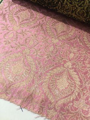 Brocade Plain Fabric 01