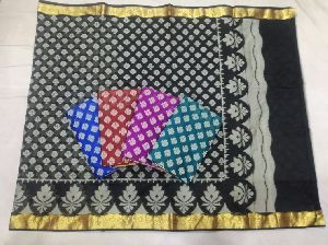 Chanderi Embroidered Sarees 01
