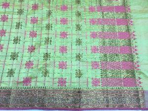 Cotton Plain Sarees 02