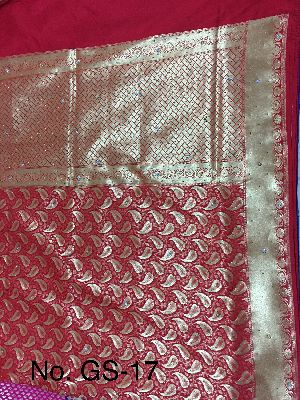 Georgette Embroidered Sarees 05
