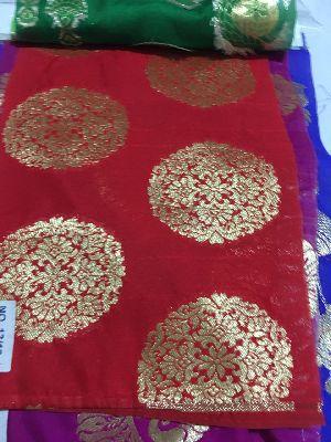 Georgette Plain Fabric 04
