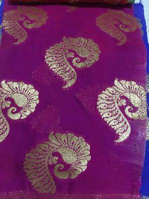 Georgette Plain Fabric 05