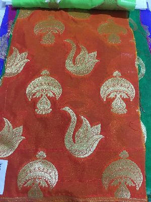 Georgette Plain Fabric 07