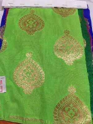 Georgette Plain Fabric 08