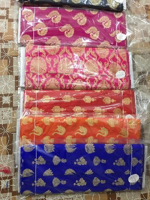Georgette Plain Fabric 11