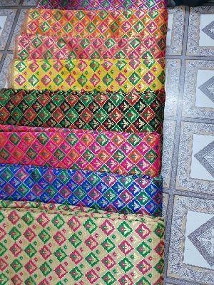 Georgette Plain Fabric 14