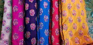 Georgette Plain Fabric 20