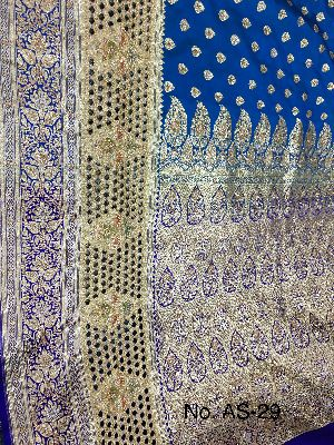 Nylon Ambrose Embroidered Sarees 05